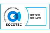 Logo Iso 9001 / Iso 14001