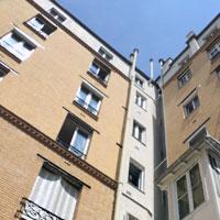Ravalement de façades en brique
