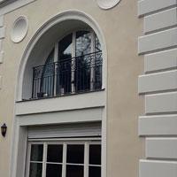Ravalement de façades en enduit