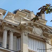 Ravalement de façades style haussmannien
