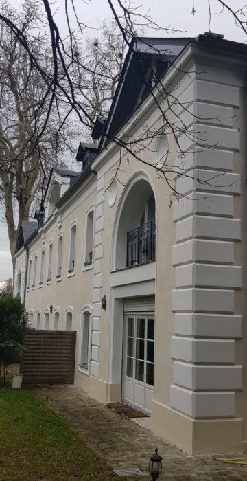 Ravalement de façade Villennes (78)