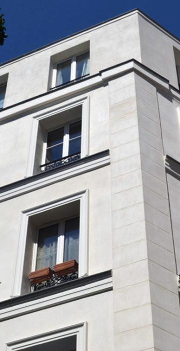 Ravalement de façade Paris 3e (75)