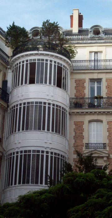Ravalement de façade Paris 17e (75)
