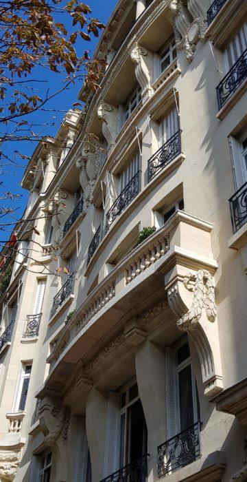 Ravalement de façade Paris 7e (75)