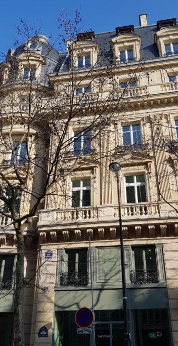 Ravalement de façade Paris 1er (75)