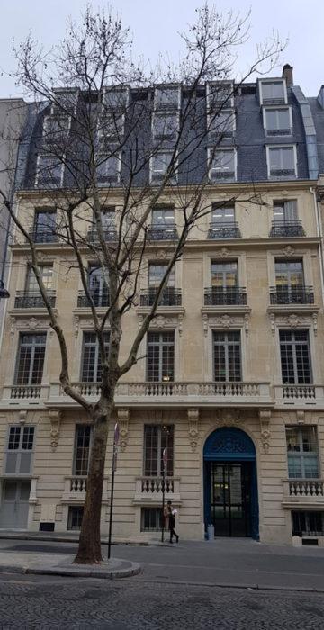 Ravalement de façade Paris 16e (75)
