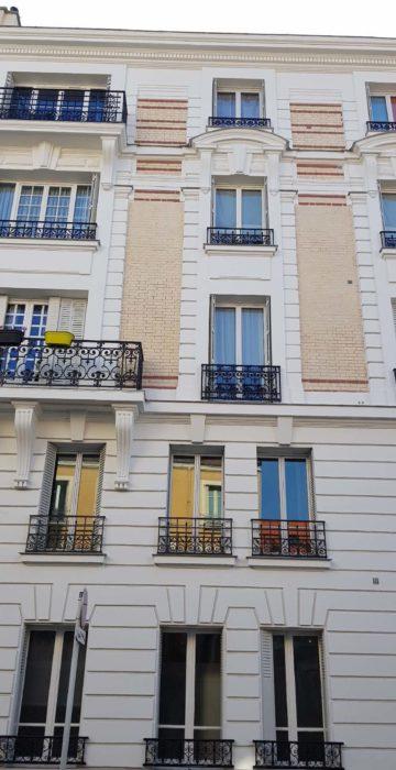Ravalement de façade Montrouge (92)