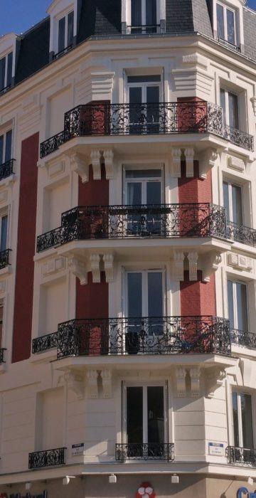 Ravalement de façade Vincennes (94)