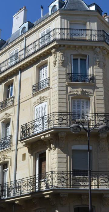 Ravalement de façade Paris 8e (75)