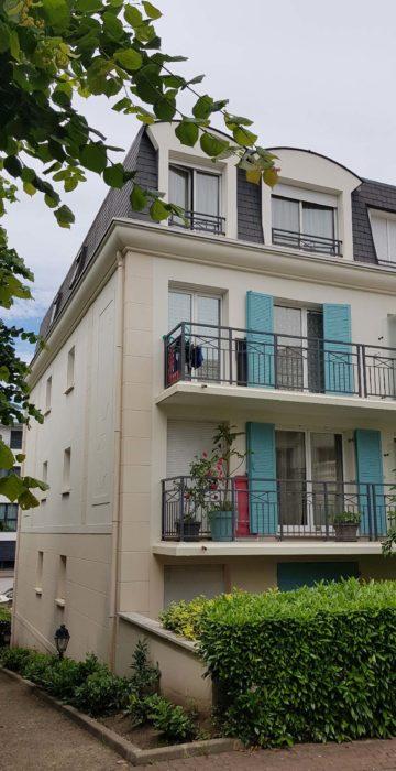 Ravalement de façade Rueil-Malmaison (92)