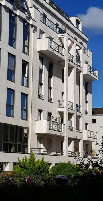 Ravalement de façade Courbevoie (92)
