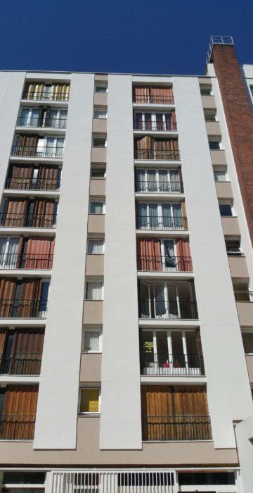 Ravalement de façade Paris 10e (75)