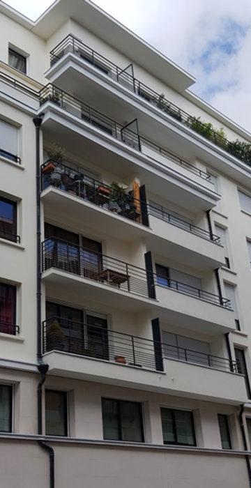 Ravalement de façade Boulogne-Billancourt (92)